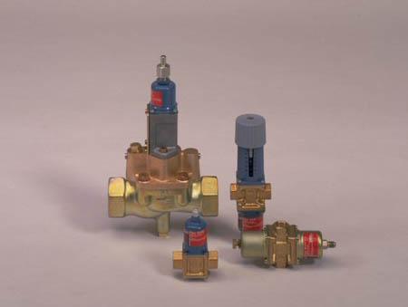 DANFOSS - Водорегулирующие клапаны