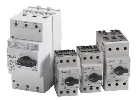 DANFOSS - Автоматические выключатели CTI
