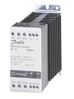 DANFOSS - Электронный контактор для электродвигателя RCI 10
