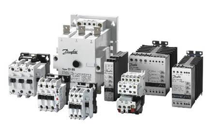 DANFOSS - Электрооборудование