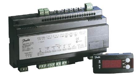 DANFOSS - Контроллеры ииспарителя EKC
