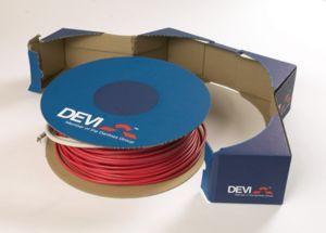 Нагревательный кабель двухжильный Deviflex