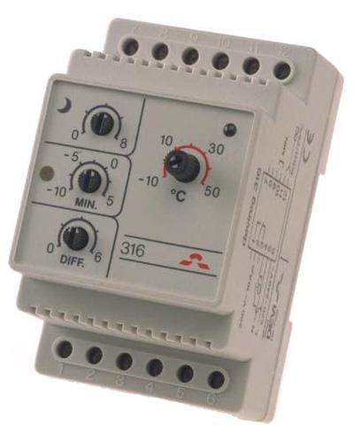 Терморегулятор DEVIREG 312
