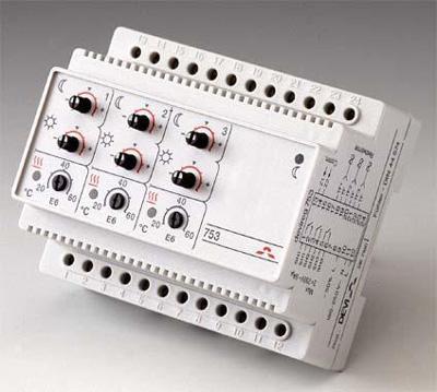 Терморегулятор DEVIREG 753